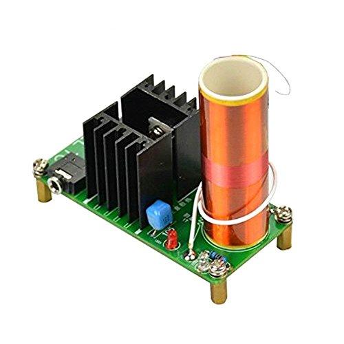 DollaTek DC 15-24 V 15 Watt Mini Musik Tesla Spule Plasma Lautsprecher DIY Kits Plasma Lautsprecher Tesla Drahtlose Übertragung DIY Kits