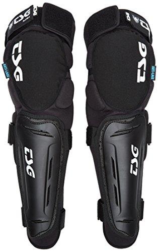 TSG Erwachsene Knee-Shinguard Blend A Schienbeinschoner, Black, L