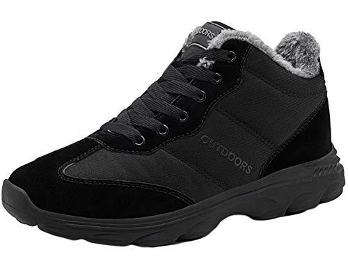 SINOES Hiking Trekking Schuhe Herren Wanderschuhe Männer rutschfeste Atmungsaktiv Low Top Outdoor Sneaker