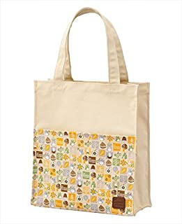 Ensky My Neighbor Totoro Pocket Tote Bag Blessings Of The Forest