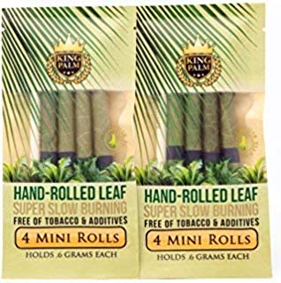 hemp leaf wraps
