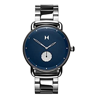 MVMT Mens Analogue Quartz Watch with Stainless Steel Strap D-MR01-BLUS (B07FD3SLR2) | Amazon price tracker / tracking, Amazon price history charts, Amazon price watches, Amazon price drop alerts