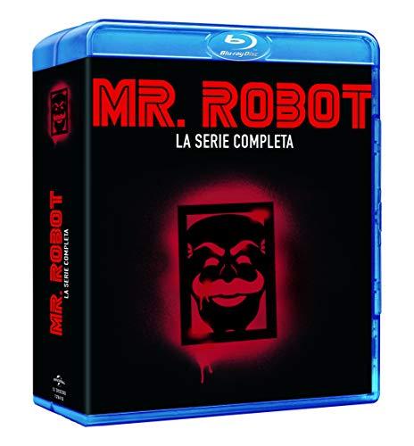 Mr. Robot - Temporadas 1-4 (Serie Completa BD) [Blu-ray]
