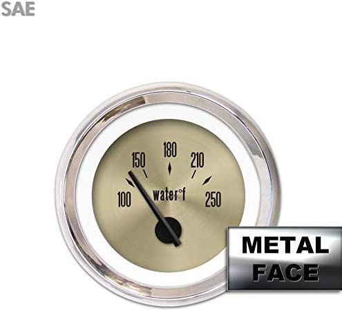 Aurora Sale special price Instruments gift 4199 American Gauge Temperature Classic Water