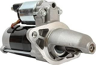 DB Electrical SND0556 Starter For2.0 2.0L Impreza WRX 02 03 04 05/2.5 2.5L (06 07) / Saab 9-2X 92X 2005/23300-AA420, 228000-9270