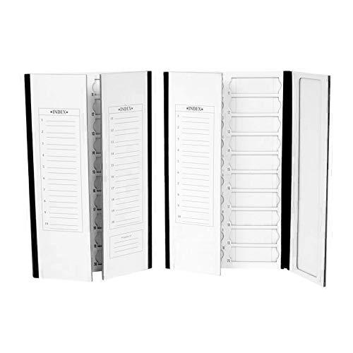 20 Place Cardboard Slide Trays, 72 per Case