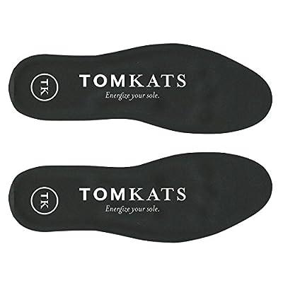 TomKats Therapeutic Massaging Fluid Orthotic Insoles