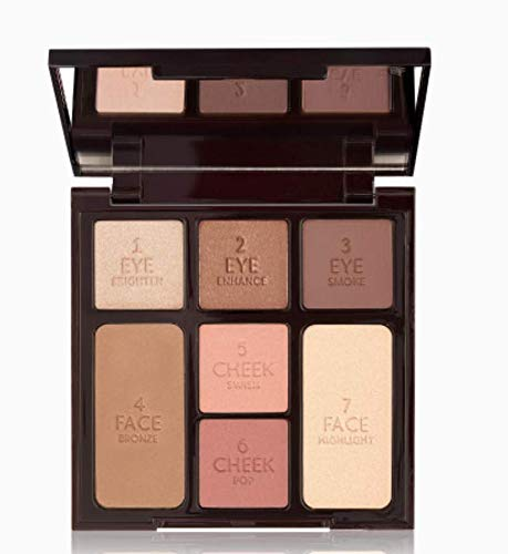 Charlotte Tilbury Instant Look in a Palette Stoned Rose Beauty