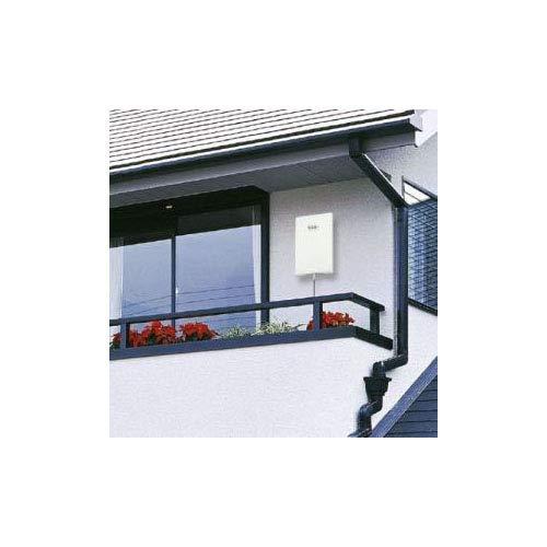 日本アンテナf-STYLE地デジアンテナ(室内/屋外用)ブースター内蔵強・中・弱電界地区向けUDF85B