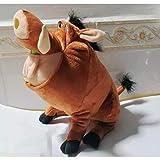 SUNIY El muñeco de Peluche es Adecuado para Disney The Lion King Peluche The Lion King Pemba Wild jabalí Felpa Lindo Peluche