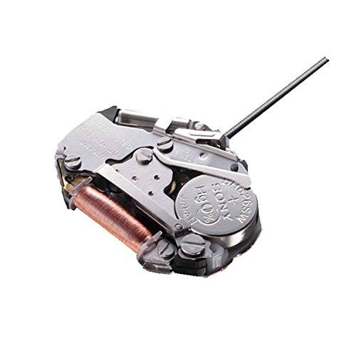 QLJ Accesorios de Reloj Movimiento mecánico MIYOTA 2035 replacemovement Silver