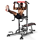 Best Fitness Power Towers - Huitrady Power Tower Dip Station and Dumbbell Stool Review