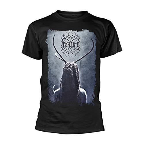 Heilung Lifa Männer T-Shirt schwarz M 100% Baumwolle Band-Merch, Bands