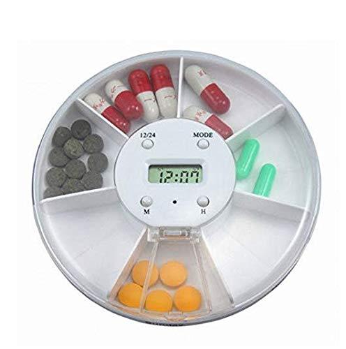 Pixnor Scatola della pillola Dispenser automatico...