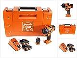 FEIN ABS 18 Q - Taladro atornillador inalámbrico (18 V, 60 Nm, portabrocas QuickIN 71132264000) en...