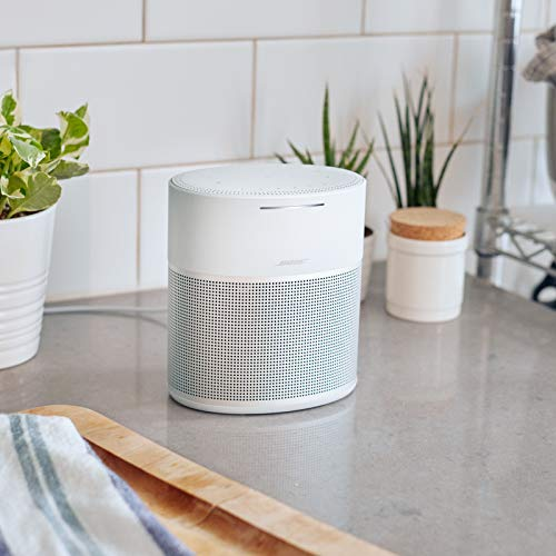 Bose Home Speaker 300 mit integrierter Amazon Alexa-Sprachsteuerung, silber - 5