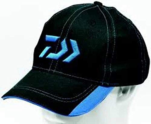 Daiwa Negro n Azul Gorra DC14