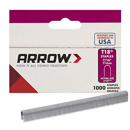 3//8in BOX 1000 ARROW T25 punti 10 mm
