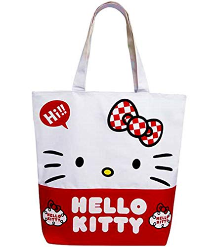 Kerr s Choice Hello Kitty Tote Bag Hello Kitty Shopping Bag Gym Bag Hello Kitty Lunch Bag | Hello Kitty Gift
