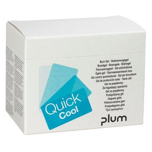 Plum 5150 QuickCool Verbrennungsgel Box mit 18 Stück (6-er Pack)