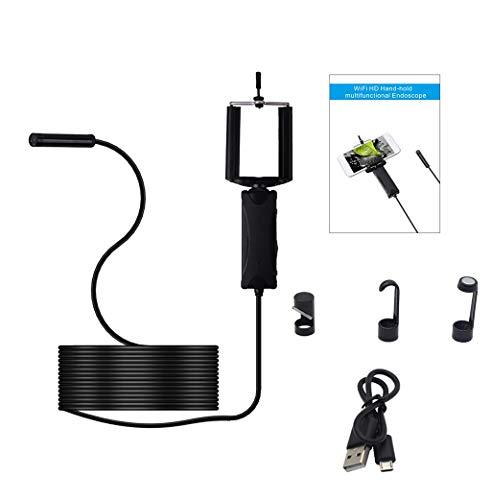 Outil Pour Nettoyer Les Oreilles Avec Une Caméra Haute Définition Connexion WIFI Ordinateur Portable Multi-fonctions