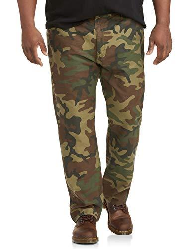 Levi's Herren Big & Tall 541 Athletic Fit Pant Jeans, Phalarope Camo, 32 W/38 L
