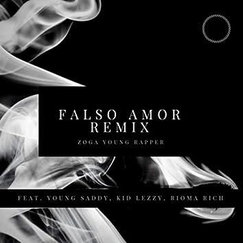 Falso Amor (Remix)