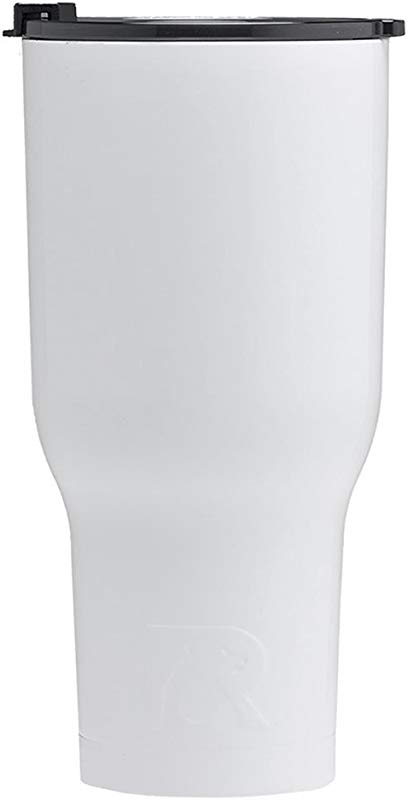 RTIC Double Wall Vacuum Insulated Tumbler 40 Oz White