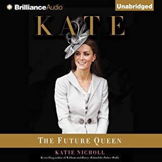 Kate: The Future Queen cover art