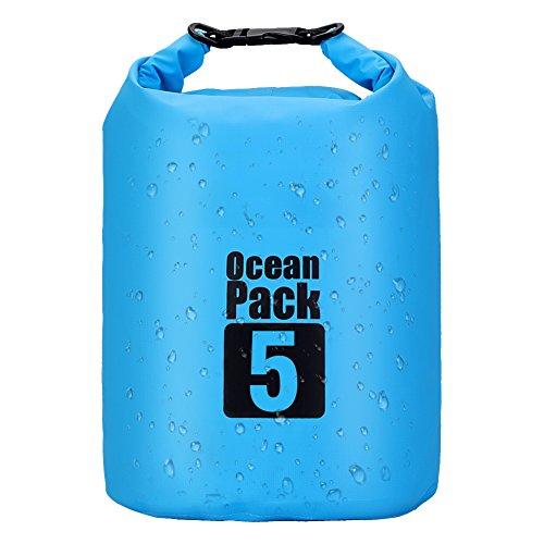 Fdit Dry Bag Waterdichte rugzak, voor op reis, vakantie, strand, kajak, zeilen, vissen, zwemmen