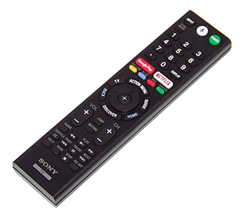 OEM Sony Remote Control Shipped with XBR65X850E & XBR-65X850E