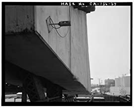 Photo: Henry Ford Bridge,Cerritos Channel,Los Angeles-Long Beach Harbor,California,33