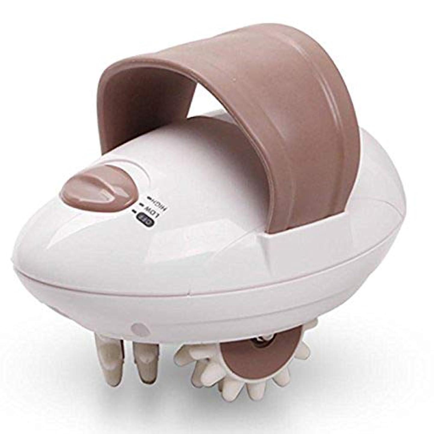 累計成功スーパーマーケット3D Electric Full Body Slimming Massager Roller Cellulite Massaging Smarter Device Weight Loss Fat Burning Relieve Tension