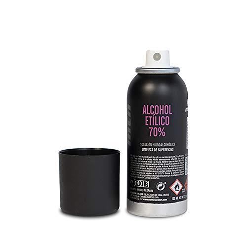 Montana Colors 100ml MTN Pro Alcohol Etílico 70% Spray, Incoloro