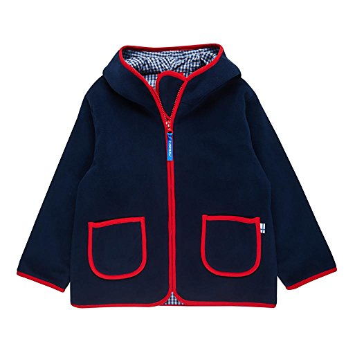 Finkid Tonttu, 130/140 Kinder, Navy/red
