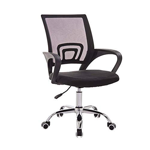 N/Z Life Equipment Bürostuhl Ergonomischer Bürostuhl Laptop Schreibtischstuhl Mesh Executive Computer Stuhl mit Lordosenstütze Geeignet für das tägliche Büro