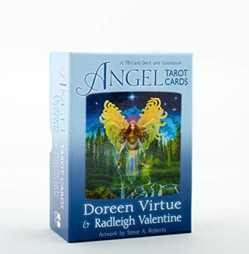 Angel Tarot Cards: A 78-Card Deck and Guidebook : Valentine, Radleigh,  Virtue, Doreen: Amazon.com.au: Books