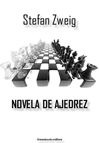 Book's Cover of Novela de ajedrez Versión Kindle