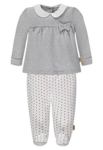 Steiff - Sweat-shirt - Bébé (garçon) 0 à 24 mois snow grey melange 62