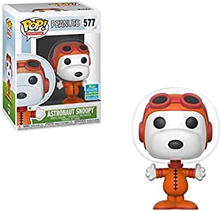 POP Animation: Peanuts - Astronaut Snoopy [B&N SDCC Shared Exclusive]