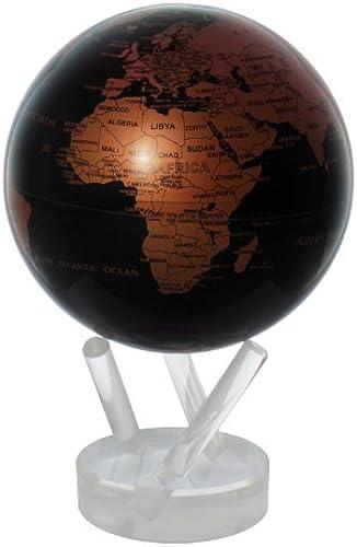 Globe Mova Schwarzund Kupfer Geschenk Maestro