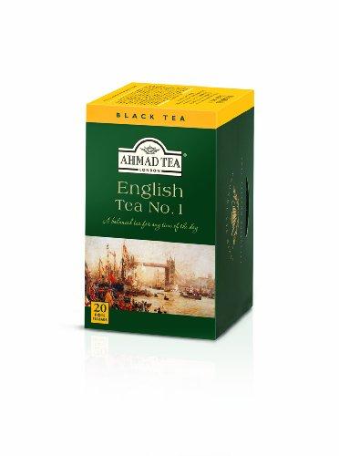 Ahmad Tea English Tea No. 1 Black Tea (20 Teabags)