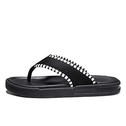Flip Flop Männlich Sommer Neue Outdoor-Kleidung Wilde Rutschfeste Weiche Boden Flip Flops Trend Persönlichkeit Lässige Sandalen