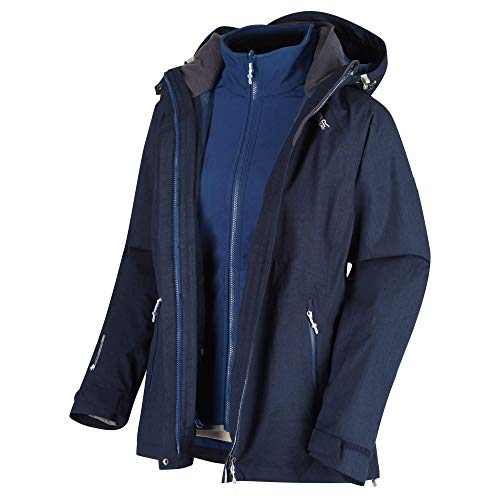 Regatta Womens Louisiana V Isotex Breathable 3in1 Coat