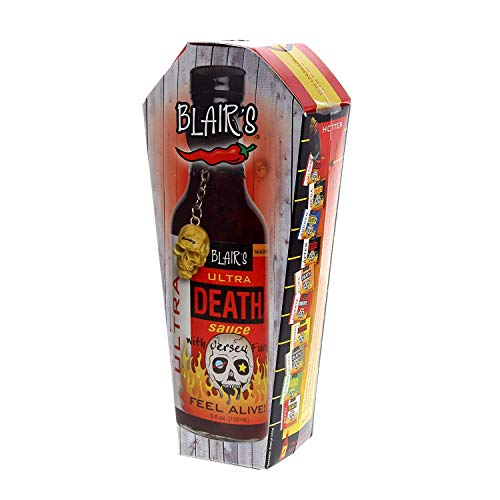 Blair's Death Sauce- Ultra Death, 1er Pack (1 x 150 ml Flasche)