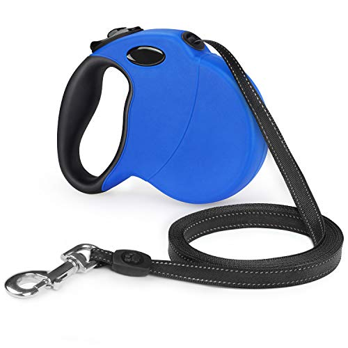 WENFENG Retractable Dog Leash, 16 Ft Dog Leash For Large medium Small Dogs