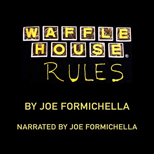 Waffle House Rules audiobook cover art