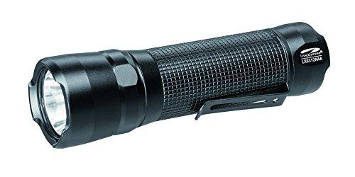 LiteXpress LX0312AAA Lampe de Poche LED 130 Lumière 121 g Noir, Aluminium