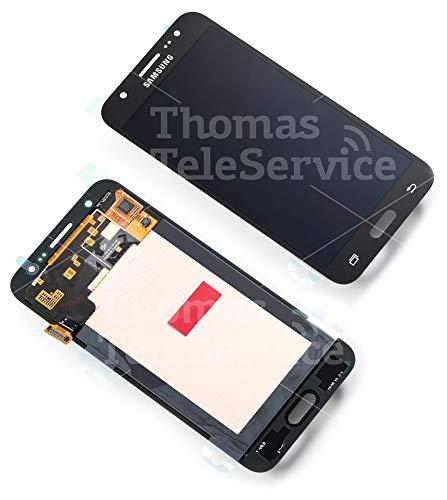 LCD Display Samsung J500F Galaxy J5 Original full set Black - LCD Display + Display Glas + Touchscreen + Elektronik
