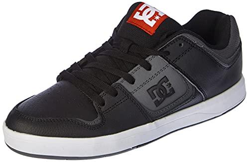 DC Shoes Cure, Zapatillas Hombre, Negro, 42.5 EU